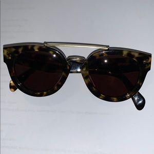 Authentic Celine sunglasses.